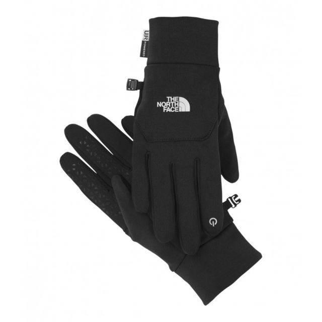 39a289863cc2f The north face - Gant polaire The North Face Etip Glove. Couleur   Noir