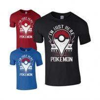 - T-shirt Pokemon