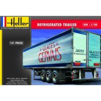 Heller - Refrigerated Trailer 1/24eme