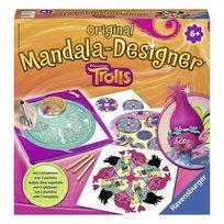 Ravensburger - Trolls - Mandala Designer Série Trolls