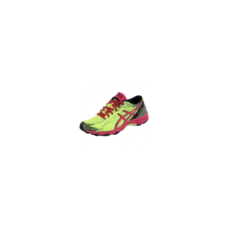 Asics - Lyte Chaussures Jaune Gel Fuji Lyte - Trail Running Femme  Multicouleur - 36 ddb4291e35cf