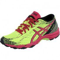 Asics - Chaussures Jaune Gel Fuji Lyte Trail/Running Femme