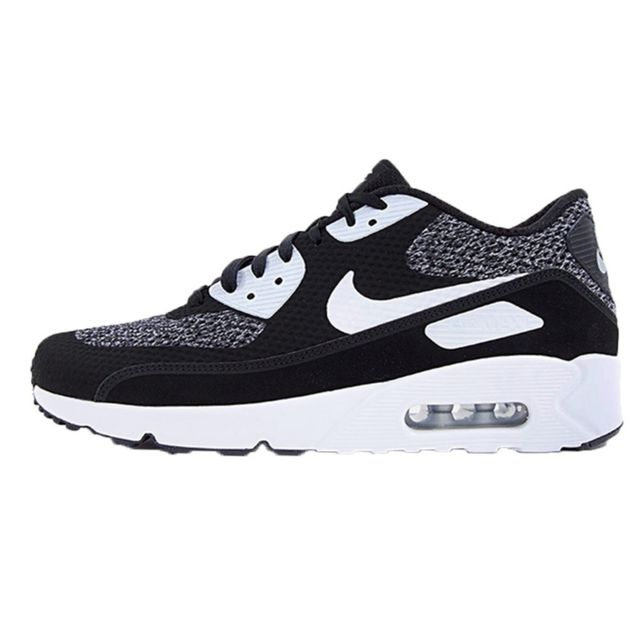 new style af1cc 104b3 Nike - Basket Air Max 90 Ultra 2.0 Essential - 875695-019 - pas cher Achat    Vente Baskets homme - RueDuCommerce