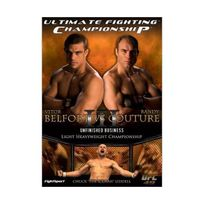 Ufc Clearvision - Ufc 49 : Unfinished Business