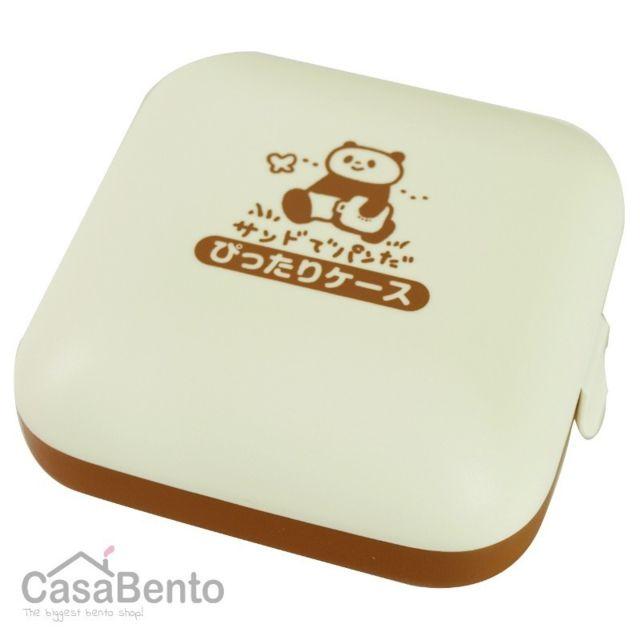 Casabento Boîte à Bento Panda Sando chocolat