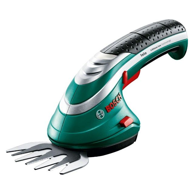 bosch taille herbes sans fil isio pas cher achat vente taille haies rueducommerce