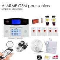 SecuriteGOODdeal - Alarme Gsm retraite, seniors