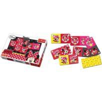 Mickey - Minnie Jeu de domino 28 cartes