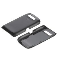 BlackBerry - Coque rigide Noire Torch 9860