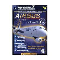 Edel - Flight Simulator X - Airbus Series Vol. 1 Deluxe import allemand