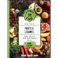 Francois Bourin - Fruits et légumes