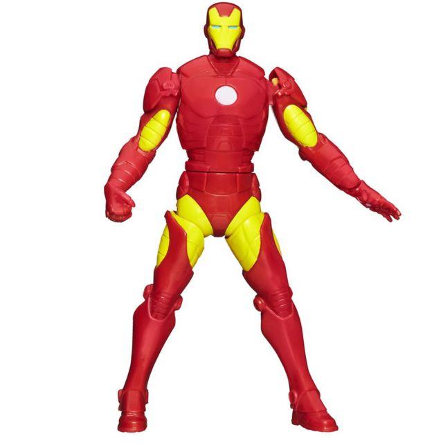 Hasbro - Personnage 17 cm Iron Man