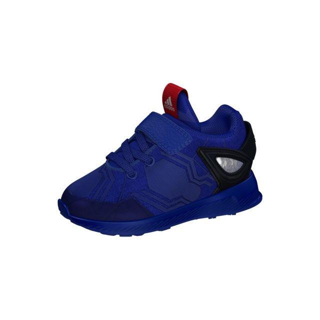 Adidas performance Baskets mode RapidaRun Spider Man El I