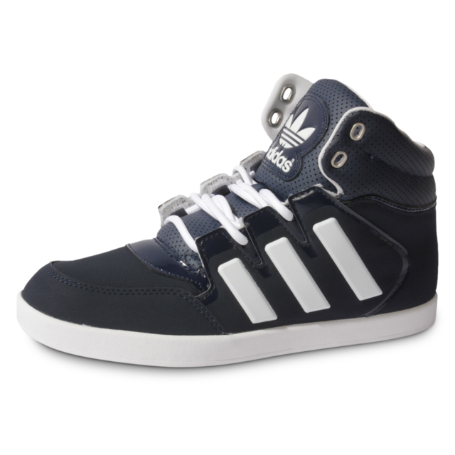 new product a180a 1fc26 Adidas - Dropstep Bleue - Baskets