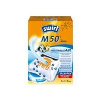 Swirl - Staubsaugerbeutel M 50, mit MicroporPlus-Filter