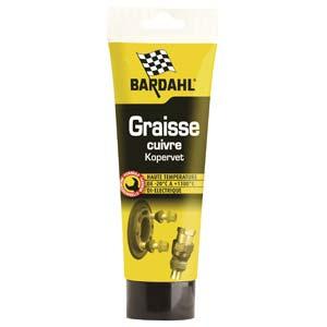 Bardahl - Graisse cuivre tube 150 gr Bardhal 2001533