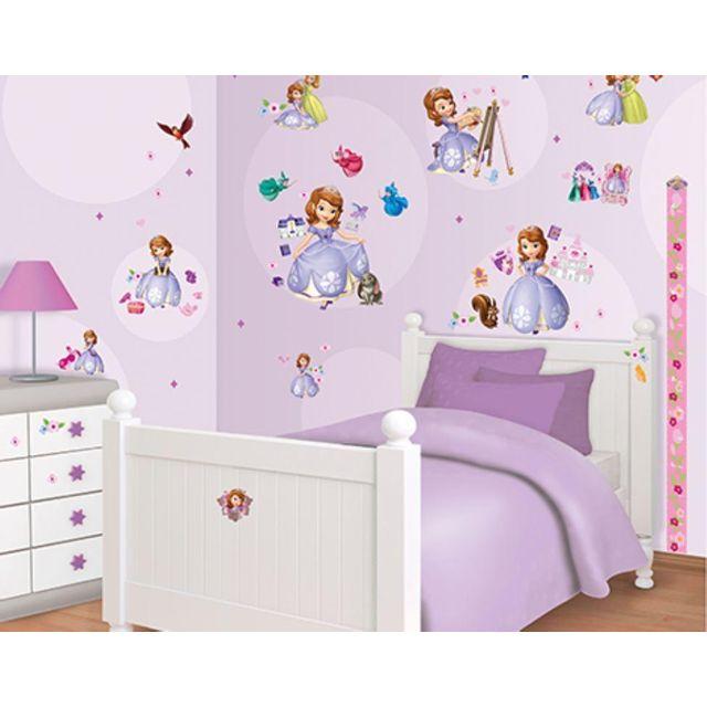 Stickers muraux Princesse Sofia
