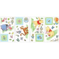 Roommates - 41 Stickers Papillon Winnie l'Ourson Disney