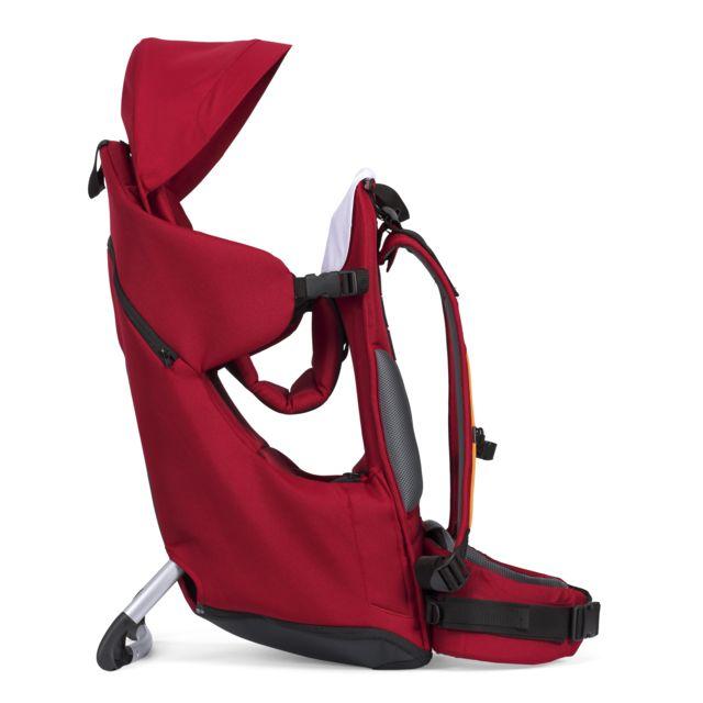Chicco - Porte-bébé dorsal Finder Red De 6 à 9 mois - pas cher Achat   Vente  Porte-bébés - RueDuCommerce 50933b04b91