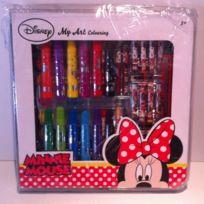 Vamos - Disney - My Art Colouring - Malette De Coloriage Pour Enfant