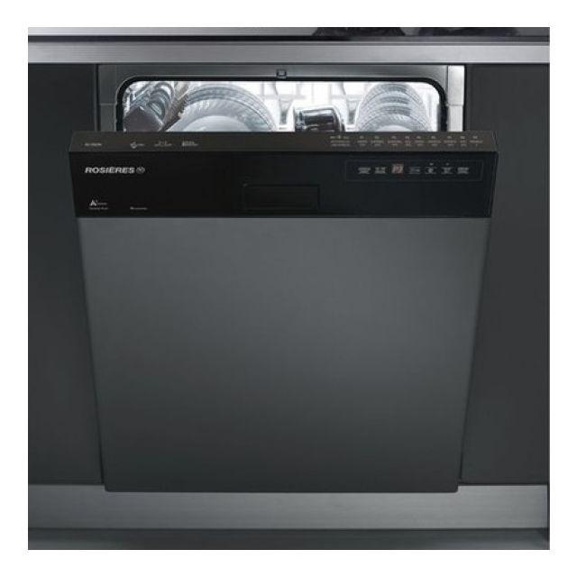rosieres lave vaisselle encastrable rli1d63n achat. Black Bedroom Furniture Sets. Home Design Ideas