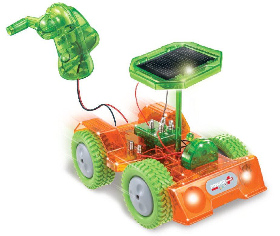 Power Plus - Grasshopper voiture electrique solaire