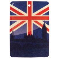 Carlinéa - Air Flag Angleterre. Carte vanille