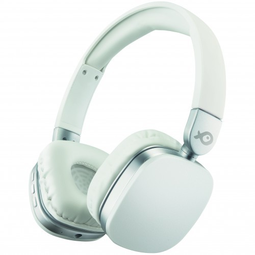 POSS Casque audio sans fil Bluetooth - PSHB400WH-18 - Blanc
