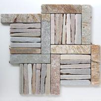 Sygma Group - Mosaique de pierre pour sol et mur syg-mp-mar