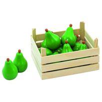 Goki - 2040780 - Jeu D'IMITATION - CommerÇANT - Poires Dans Une Caisse De Fruits