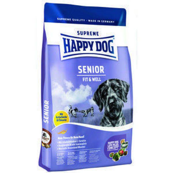 happy dog croquettes supreme fit well senior sac 12 5. Black Bedroom Furniture Sets. Home Design Ideas