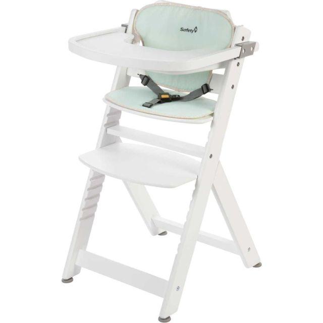 Chaise Haute Timba En Bois Blanc