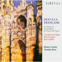 Camerata - Saint-saens : Duos Pour Harmonium & Piano, Op.8 - DuprÉ : Variations Sur 2 Themes Pour Piano Et Orgu - Cd