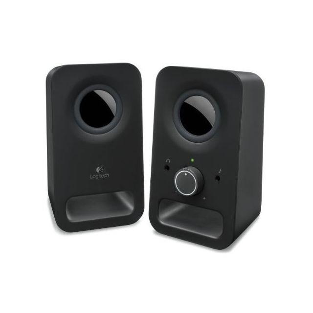 marque generique haut parleurs multim dia 6w noir avec fil enceinte pas cher pour ordinateur. Black Bedroom Furniture Sets. Home Design Ideas