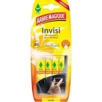 Topcar - Arbre magique invisible parfum vanille Arbre Magi 509300A