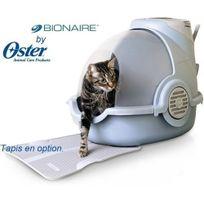 Oster - Maison de toilette Bionaire - Litière chat
