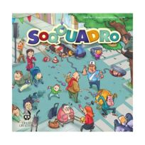 Cranio Creations - Jeux de société - Soqquadro
