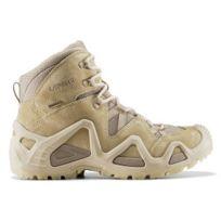 Lowa - Chaussures de randonnée Zephyr Gtx Mid Ws marron femme