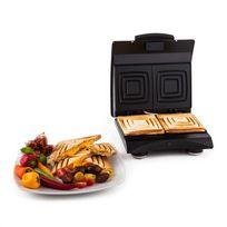 KLARSTEIN - Sandwich Buddy Machine sandwiches 700W -rouge
