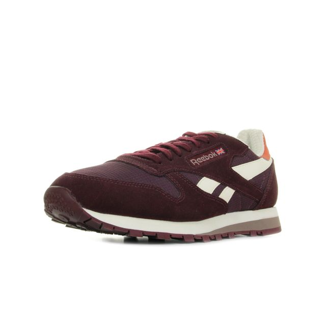 Reebok Classic Leather Camp pas cher Achat Vente