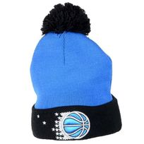 Mitchell And Ness - Bonnet Seckn Magic Bleu