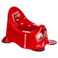 Atmosphera Kids - Pot pour bébé Cars - Rouge