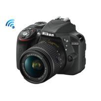 NIKON - D3300 + objectif AF-P 18-55 mm VR