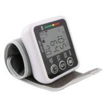 Wewoo - Tensiomètre Moniteur complètement automatique de tension artérielle de brassard de poignet d'affichage à cristaux liquides, certificats de la Ce et de Rohs