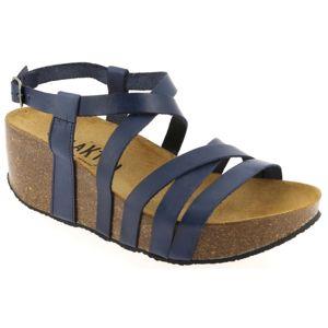 Plakton Sandales sandales - nu pieds i song marron Plakton zJ7VN3I