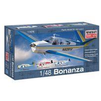 Minicraft - 1/48 Bonanza V35 JAPON Import Le Paquet Et Le Manuel Sont ?CRITES En Japonais