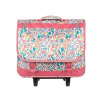 Roxy - Cartable à roulettes Green Monday Trolley