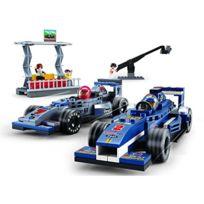 Sluban Europe - Jeu De Construction - Serie F1 - Set De Course Formule 1 - Sluban M38-B0355