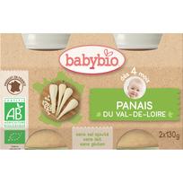 Babybio - Pots Panais dès 4 mois