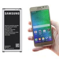 Samsung - Batterie originale Eb-bg850BBE Galaxy Alpha Sm-g850F 1860 mAh